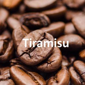 Corim Tiramisu Flavored Whole Bean Coffee, 5 lb Bag