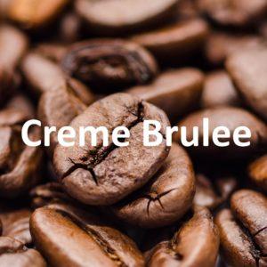 Corim Creme Brulee Flavored Whole Bean Coffee, 5 lb Bag