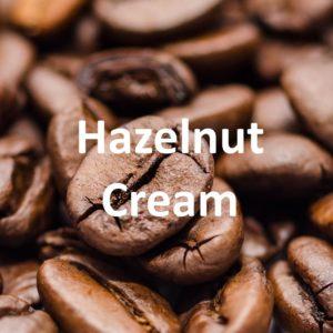 Corim Hazelnut Cream Flavored Whole Bean Coffee, 5 lb Bag
