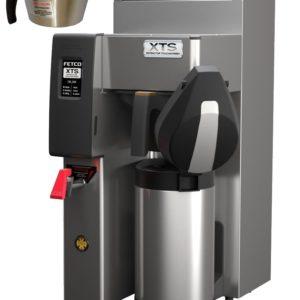 Fetco CBS-2131-XTS Coffee Brewer, Metal Brew Basket, 2.3 kW Heater, 120 Volt