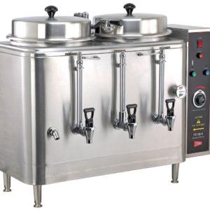 Cecilware FE100N Twin 3 Gallon Urn Coffee Brewer