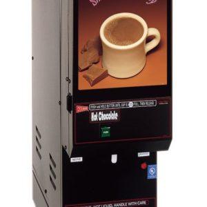 Cecilware One Flavor Powdered Hot Chocolate Dispenser