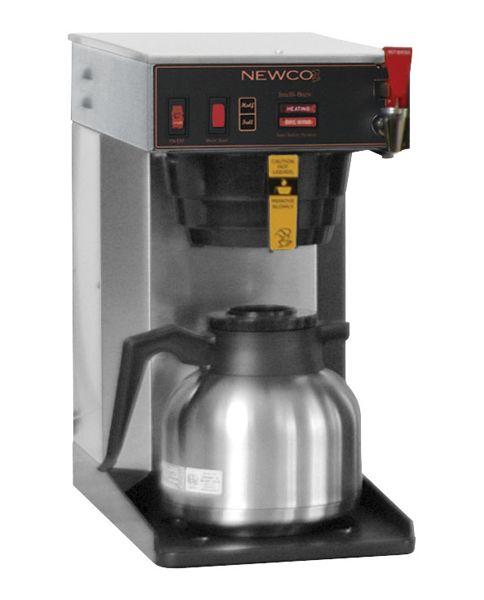 Newco IA-TC Intelli-Brew Automatic Thermal Carafe Coffee Brewer