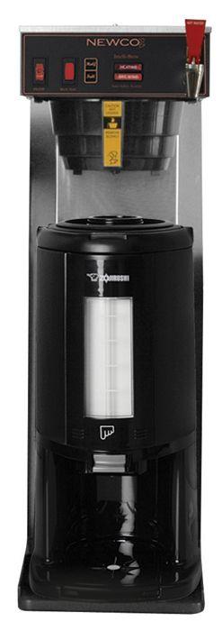 Newco IA-TD Intelli-Brew Automatic Tall 2.5L Thermal Server Coffee Brewer