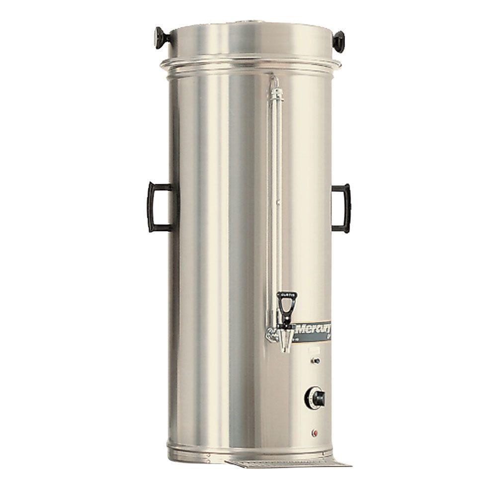 Curtis Mercury 10 Gallon Coffee Dispensing Vessel, Dual Service