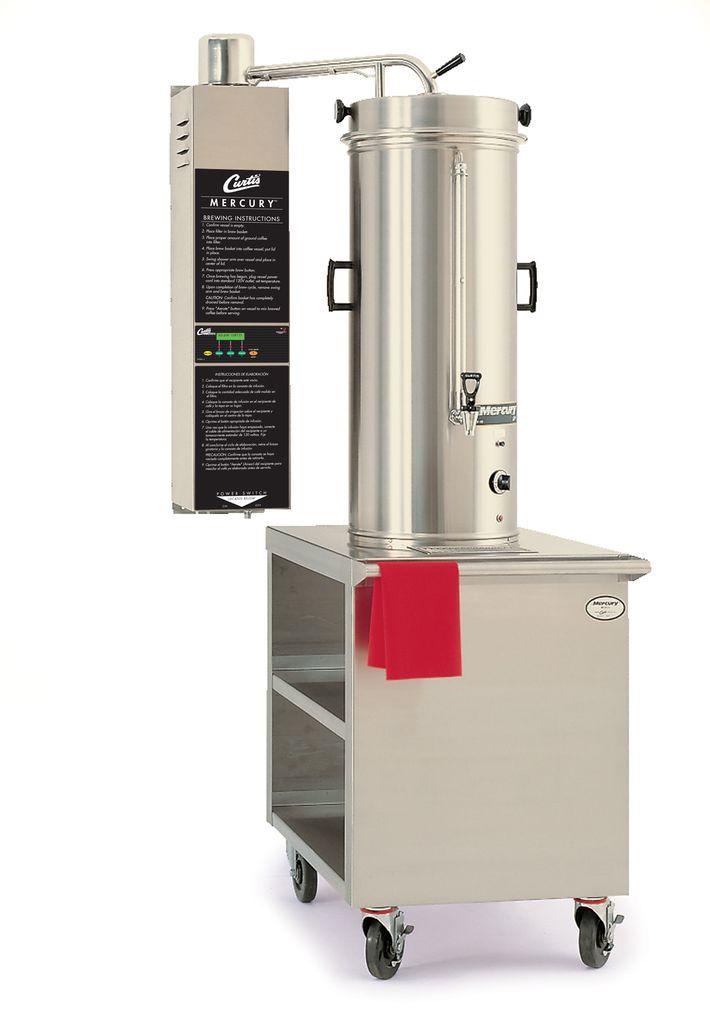 Curtis Mercury 10 Gallon Coffee Dispensing Vessel