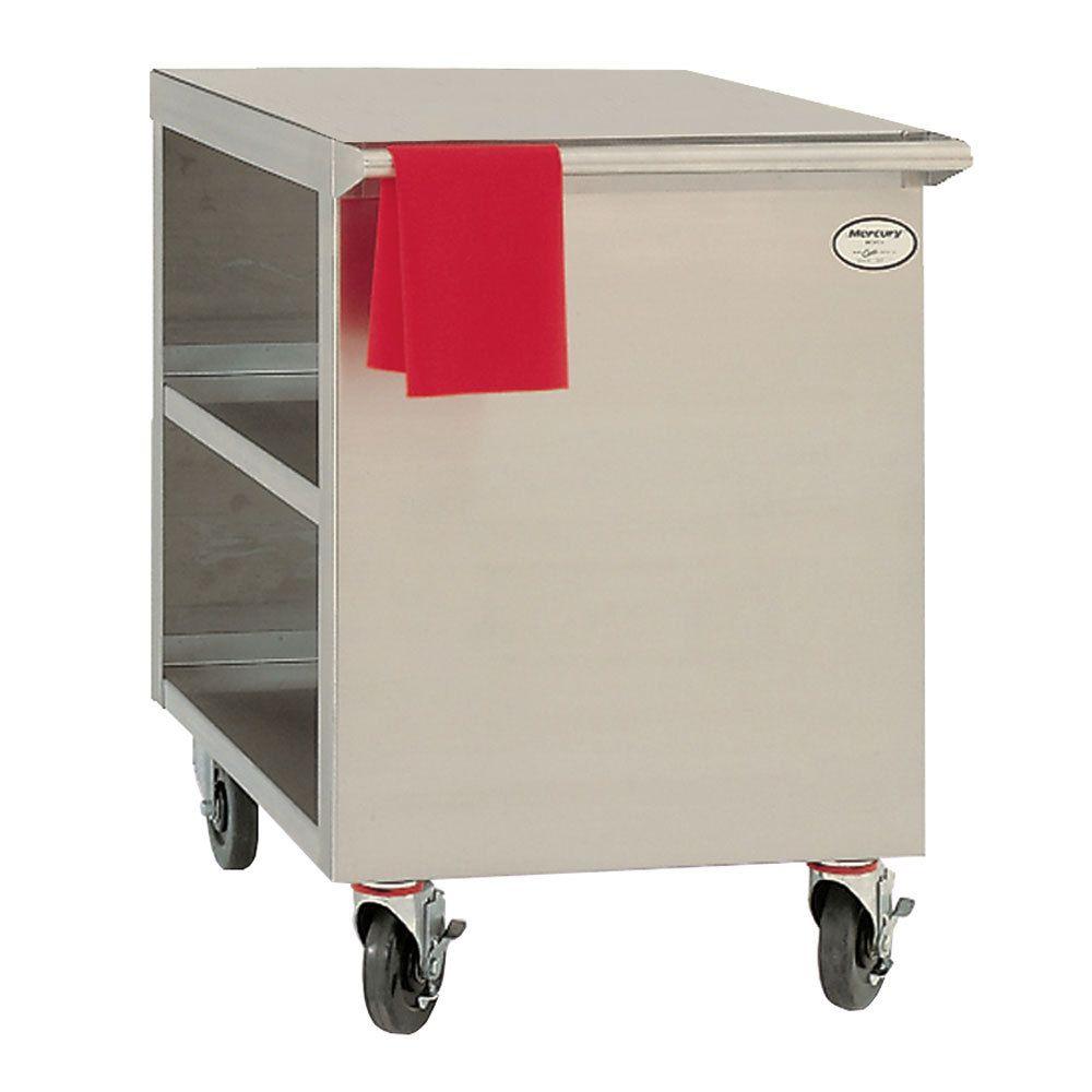 Curtis Mercury Coffee Vessel Cart