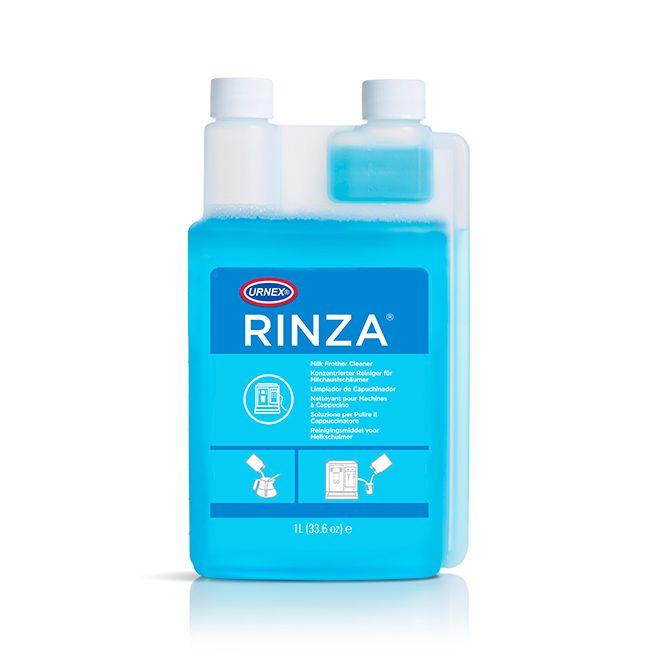 Urnex Rinza Milk Frother Cleaner, 32 oz Bottles, Case Of 6