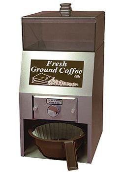 Cecilware AL-LEN Ground Coffee Dispenser