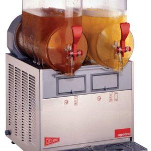 Cecilware FrigoGranita MT2MINI Two Bowl Frozen Beverage Dispenser