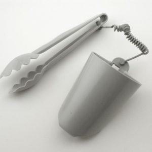 Newleaf Designs Tong Set For 3 Gallon Scoop Bins