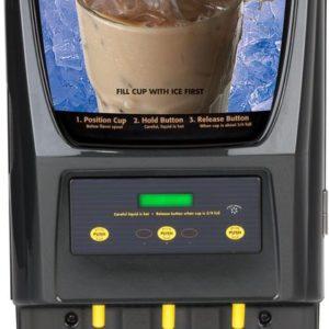 Curtis Primo Cappuccino 3 Flavor Powdered Cappuccino Machine, 120 Volt