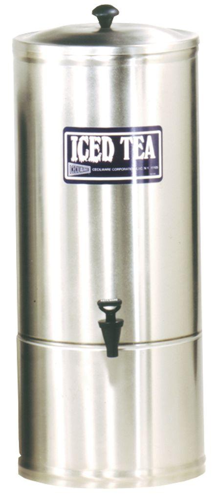 Cecilware 10 Gallon Iced Tea Dispenser