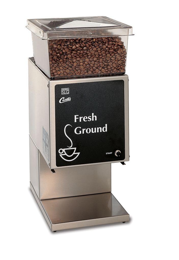 Curtis Single Hopper Low Profile Coffee Grinder