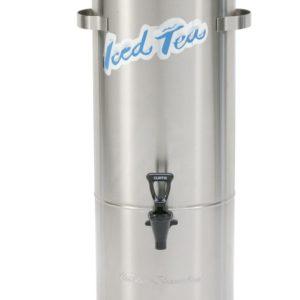 Curtis Round 5 Gallon Short Iced Tea Dispenser