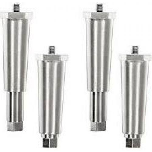 Crathco Adjustable Leg Kit For Barrel Freezer Frozen Beverage Dispensers
