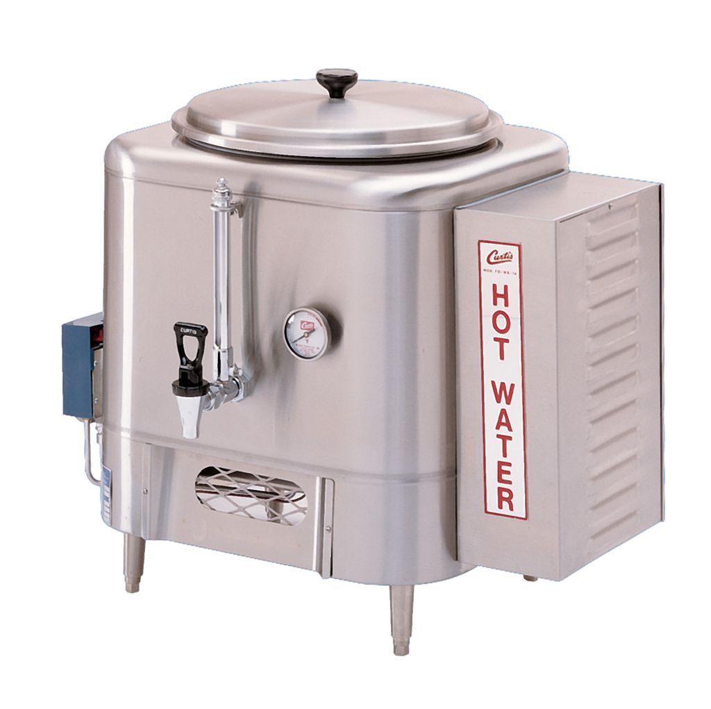Curtis 14 Gallon Hot Water Boiler, Natural Gas