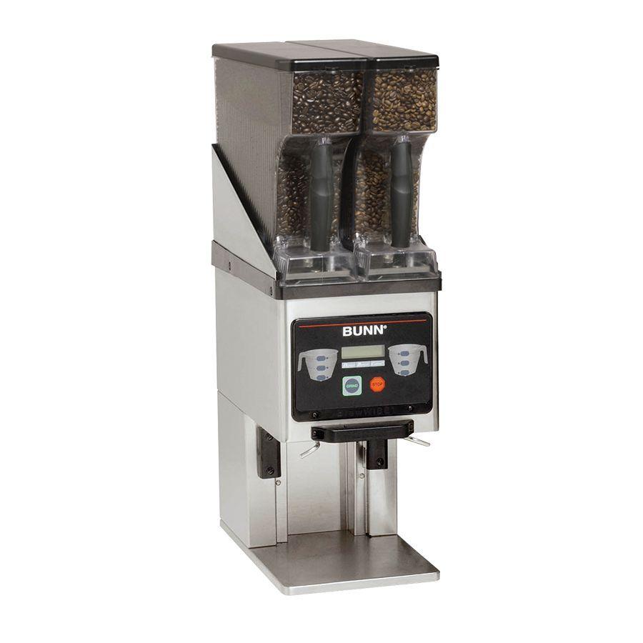 Bunn MHGA SST (50Hz) Multi-Hopper Coffee Grinder & Storage System, UK